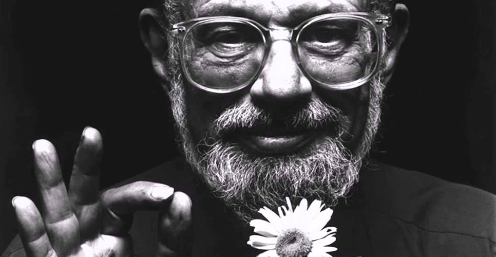 3 Lessons Learned about Content Marketing from Noir Fiction the Summer after Allen Ginsberg's Death